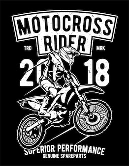 Motocross-fahrer