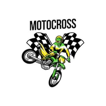 Motocross freestyle bike club extreme gefahr trailfliegen