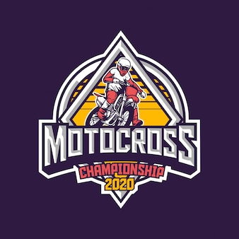 Motocross-meisterschaft 2020-logo