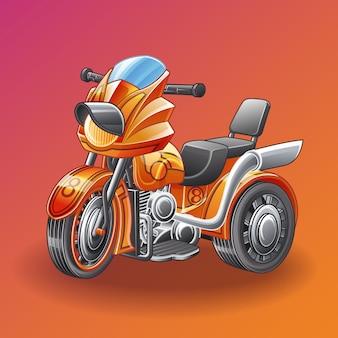 Motor dreirad