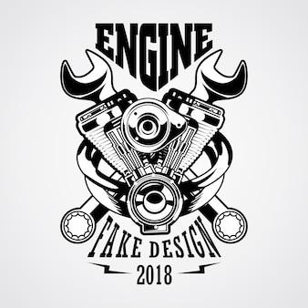 Motor-garage-logo