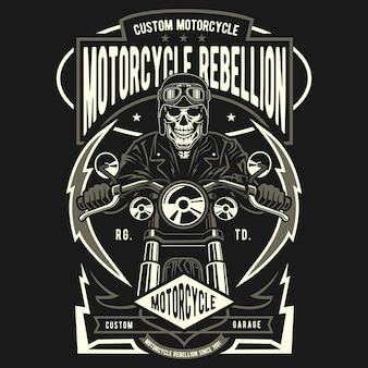 Motorrad-aufstand
