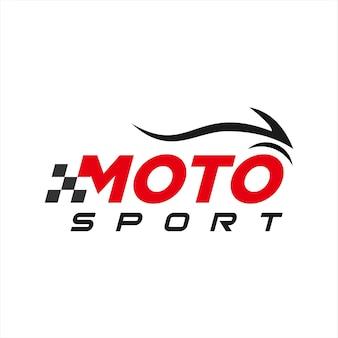 Motorrad logo moto sport