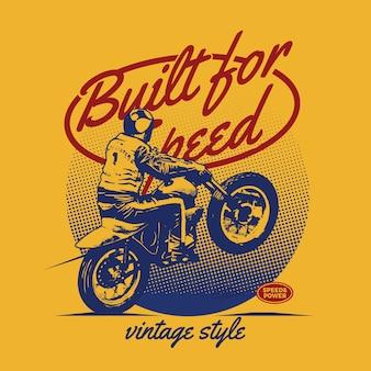 Motorrad wheelli