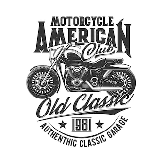 Motorradrennen, bikerclub, motorradfahrer motorsport Premium Vektoren
