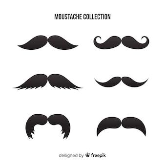 Movember-schnurrbart-kollektion