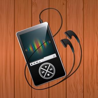 Mp3-musik-player