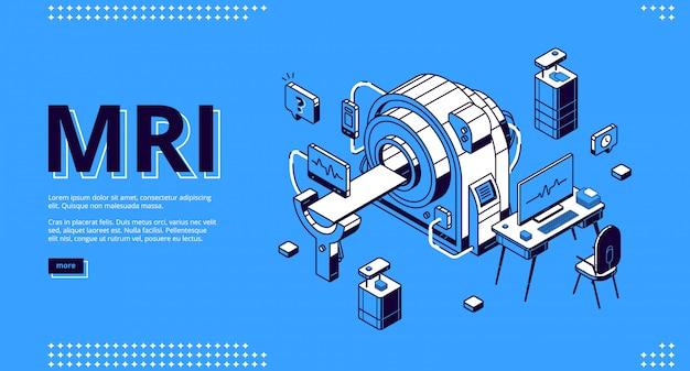 Mri-scanner mit patienten- und arztnetz