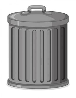 Mülleimer oder abfalleimer