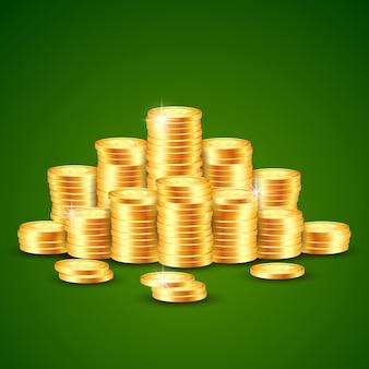 Münze hintergrund