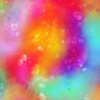 Multicolor abstrakten hintergrund