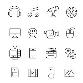 Multimedia-symbole festgelegt