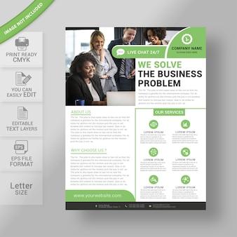 Multipurpose-business-flyer-vorlage