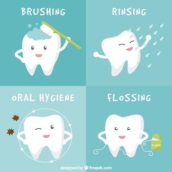 Mundhygiene banner