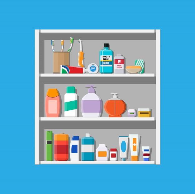 Mundpflege- und hygieneprodukte.