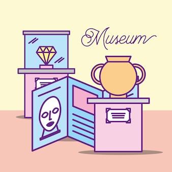 Museum denkmäler design
