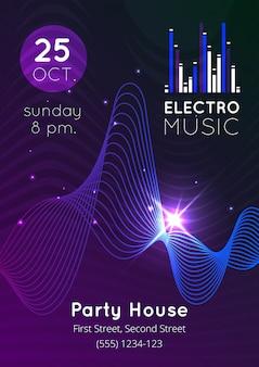 Musik-audio-equalizer-poster