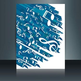 Musik-broschüre