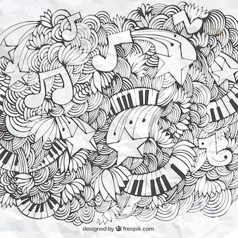 Musik doodles