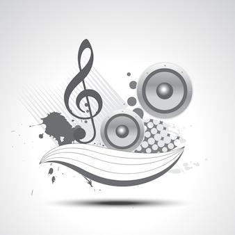 Musik elemente design