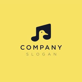Musik-ente-logo
