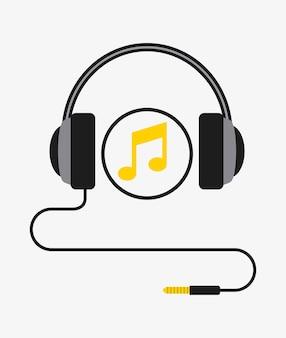 Musik-headset