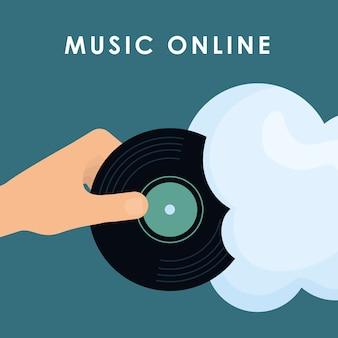 Musik-konzept