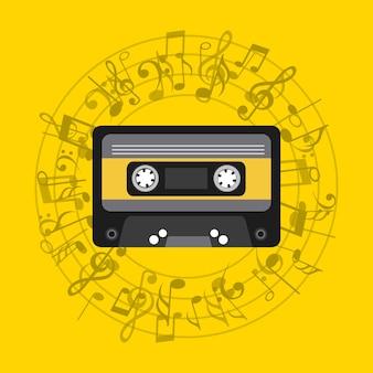 Musik lebensstil design