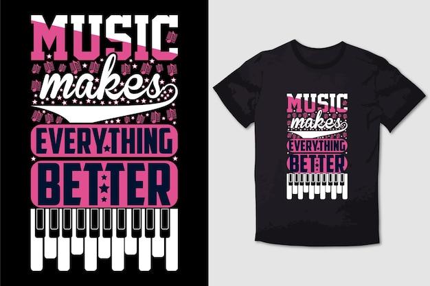 Musik macht alles besser