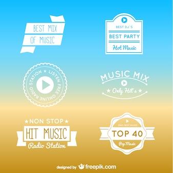 Musik-sommer-etiketten