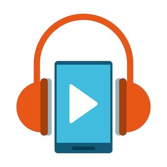 Musik und smartphone