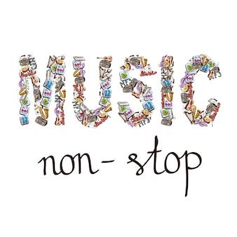 Musik wortzusammensetzung