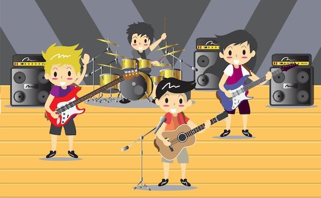 Musiker band