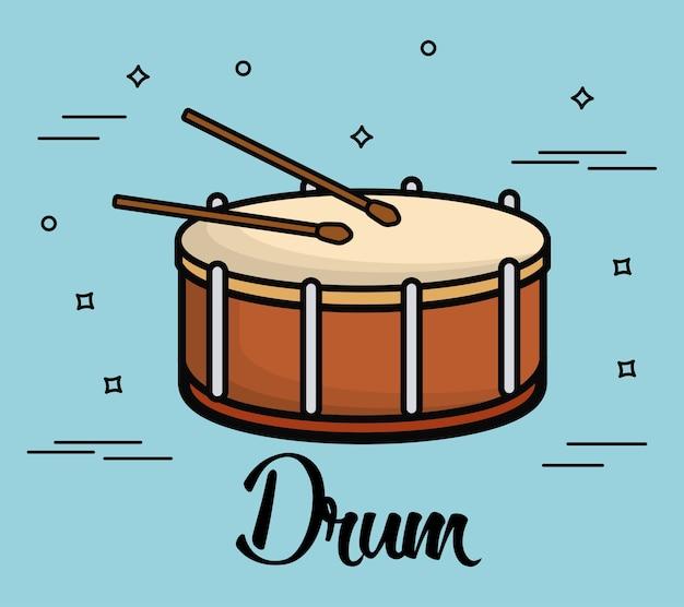 Musikinstrumente design