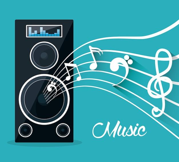 Musiktechnische ausrüstung