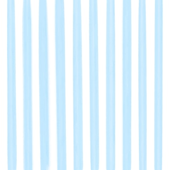 Muster der blauen und weißen streifen