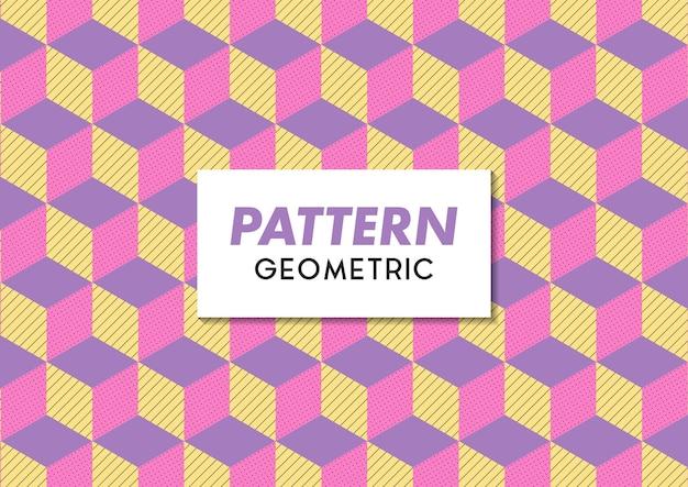 Muster geometrisch