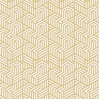 Muster-vektorillustration der verschachtelung stilvolle