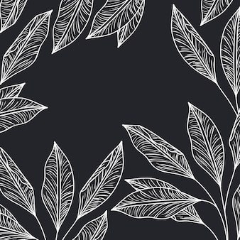 Musterpflanzen und kräuter lokalisierten ikone