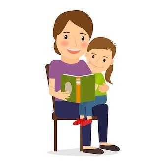 Mutter- und kinderlesebuch