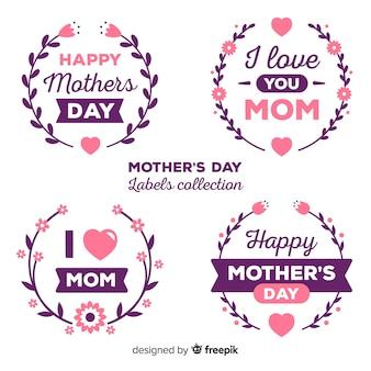 Muttertag abzeichen sammlung