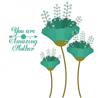 Muttertag design