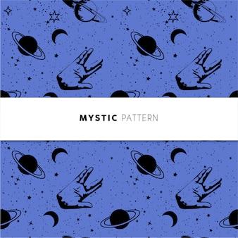 Mystisches muster