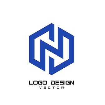 N buchstaben logo