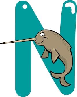 N für narwal