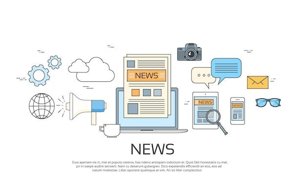 Nachrichten-icons
