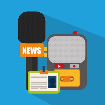 Nachrichtenmedien und rundfunk