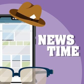 Nachrichtenzeit online