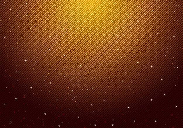 Nacht leuchtender stern hintergrund
