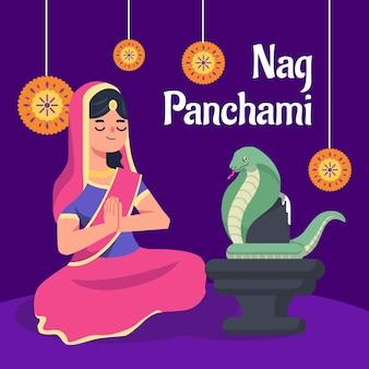 Nag panchami abbildung